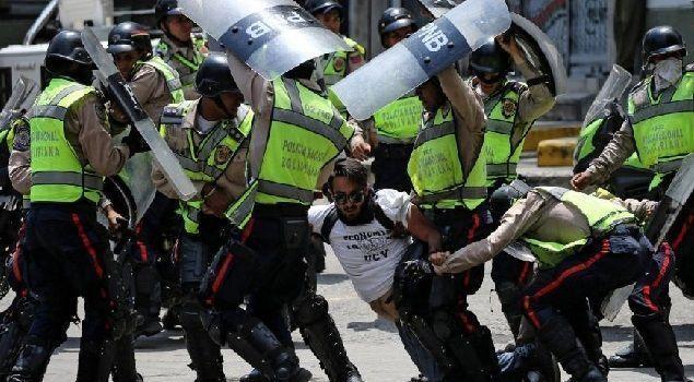Venezuela, Protesta