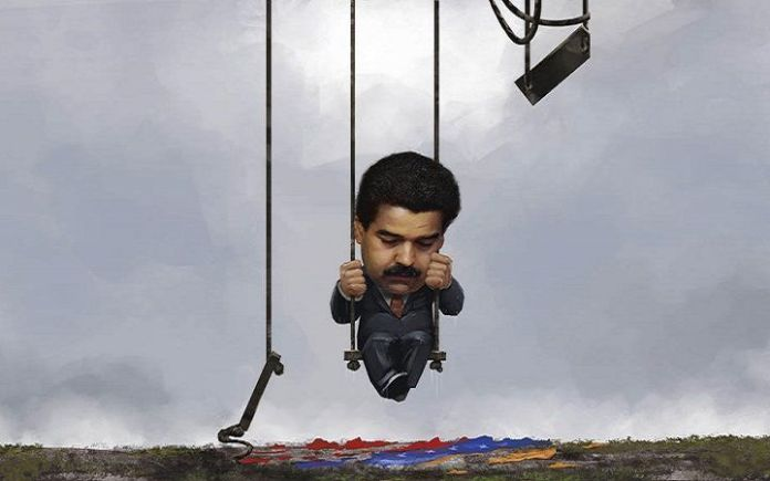 Maduro se queda solo