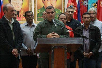Registro y notaría del terror chavista