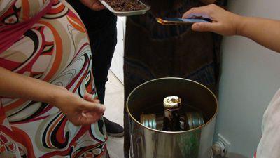 Helen Chocolate en Cesta República