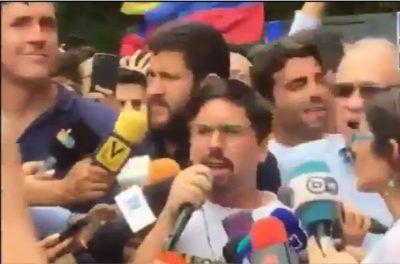Leopoldo López: Si debo volver a Ramo Verde, estoy dispuesto a hacerlo