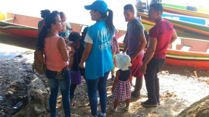 ACNUR: Se duplica el número de venezolanos que piden asilo