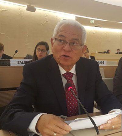 Embajador Jorge Valero rechazó comunicado de Oficina del Alto Comisionado de la ONU para DDHH