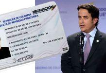 Listas para impresión tarjetas migratorias para venezolanos en Colombia