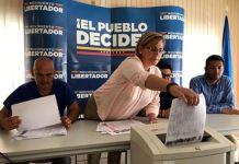 Madrid - Destruidos los cuadernos de votación de la Consulta Popular