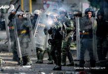 """La ONU denuncia uso de """"fuerza excesiva"""" y """"torturas"""" en Venezuela"""