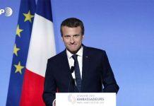 Francia también lo expone al mundo: ¡Maduro dictador!