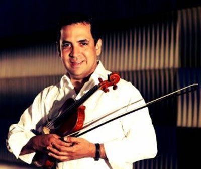Diego Guzmán: un violín, una batuta y una nueva vida en Argentina