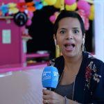 Maria Carolina Piña, periodista y conductora de la crónica cultural de Radio Francia Internacional.
