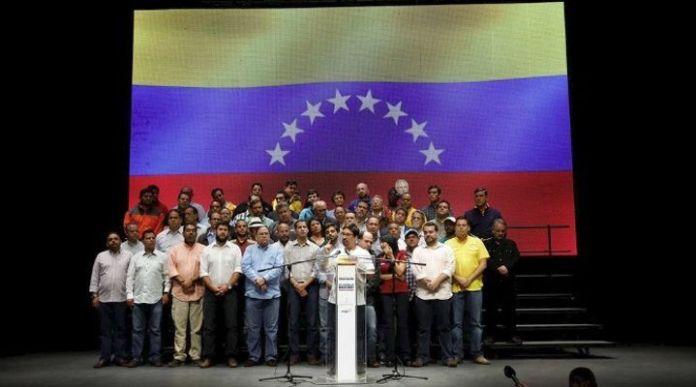 Premio Sajarov a la oposición venezolana