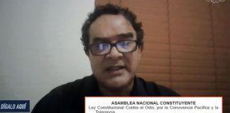 Sobre la Ley del Odio - Fernando Núñez Noda
