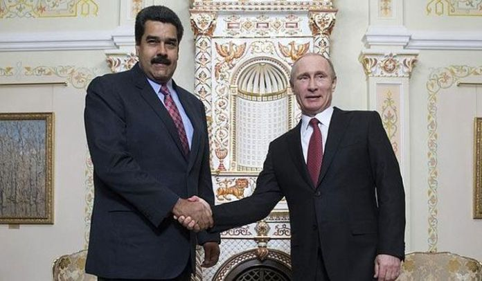 Maduro acepta términos rusos para reestructurar deuda de $ 3 mil millones