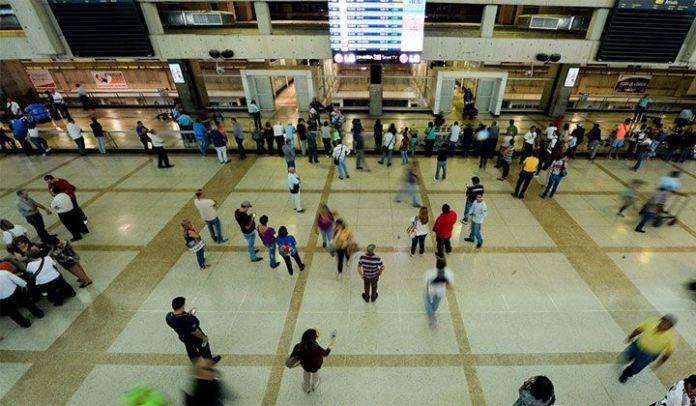 Venezuela desaparece del mapa del transporte aéreo mundial