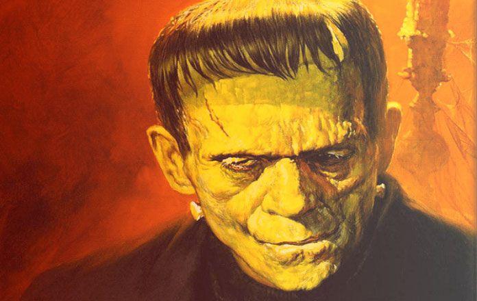 Jack Pierce, el maquillador que creó el monstruo de Frankenstein