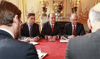 Francia dispuesta, junto a la UE, a adoptar nuevas medidas contra Maduro
