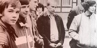 Putin en el retrovisor