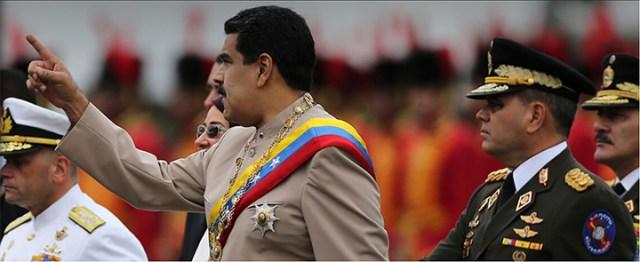 Venezuela Estado Mafioso