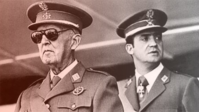 Anatomía de un tubazo continental - A 40 años de la muerte de Franco