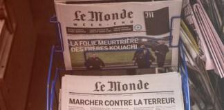 Las nuevas ópticas de la prensa francesa