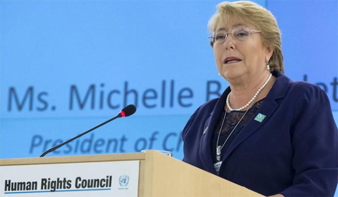 Michelle Bachelet si sabe de torturas