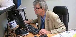 Sebastián de la Nuez, premio de Narrativa Breve en Gran Canaria