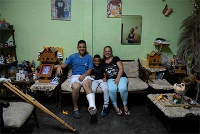 Los huérfanos del éxodo venezolano 1