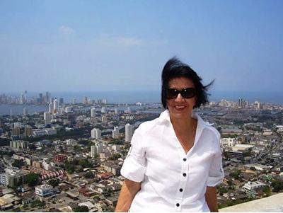 Mariahé Pabón, periodista todo terreno
