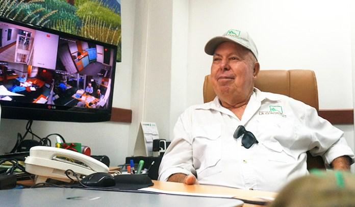José Luis Ferrera – La tierra es el alma de un pueblo