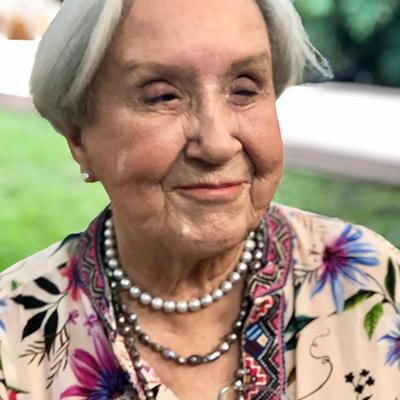 Julieta Salas de Carbonell: una dama de hondas raíces andinas