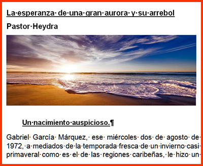 Pastor Heydra, jodedor de oficio