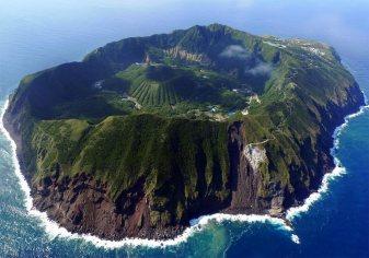 ile aogashima japon