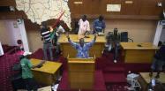 Burkina: Cherif Sy, un journaliste critique à la tête de l'Assemblée