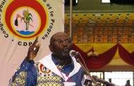 CONGRES POUR LA DEMOCRATIE ET LE PROGRES: EDDIE KOMBOIGO ELU PRESIDENT