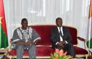 En visite en Côte d'Ivoire, Isaac Zida évite les sujets sensibles