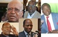 Election présidentielle 2015 : des recours contre Roch, Djibrill, Yacouba, Ram et Salvador