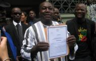 Présidentielle au Burkina: 14 candidats sans ex-ministres de Compaoré