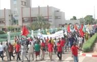 COMMEMORATION DU 1ER MAI : Les syndicats des travailleurs revendiquent de meilleures conditions de vie