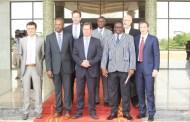 SOCIETES MINIERES IMPLANTEES AU BURKINA FASO : Les premiers responsables chez le président du Faso