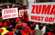AFRIQUE DU SUD : des manifestants demandent le départ de Zuma après des révélations  de corruption au sommet de l'Etat