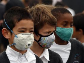 POLLUTION : 600 000 enfants de moins de 5 ans meurent du fait  de l'air toxique