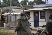 COTE D'IVOIRE: une mutinerie en cours à Yamoussoukro