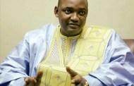 GAMBIE:  Adama Barrow a prêté serment