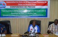 BURKINA FASO- CHINE POPULAIRE : une association  plaide pour une  reprise des relations