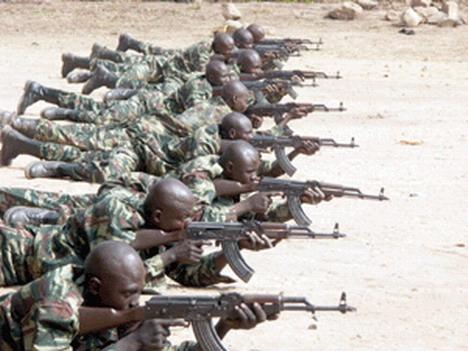 NASSOUMBOU : des tirs contre un détachement militaire   fait un blessé  léger