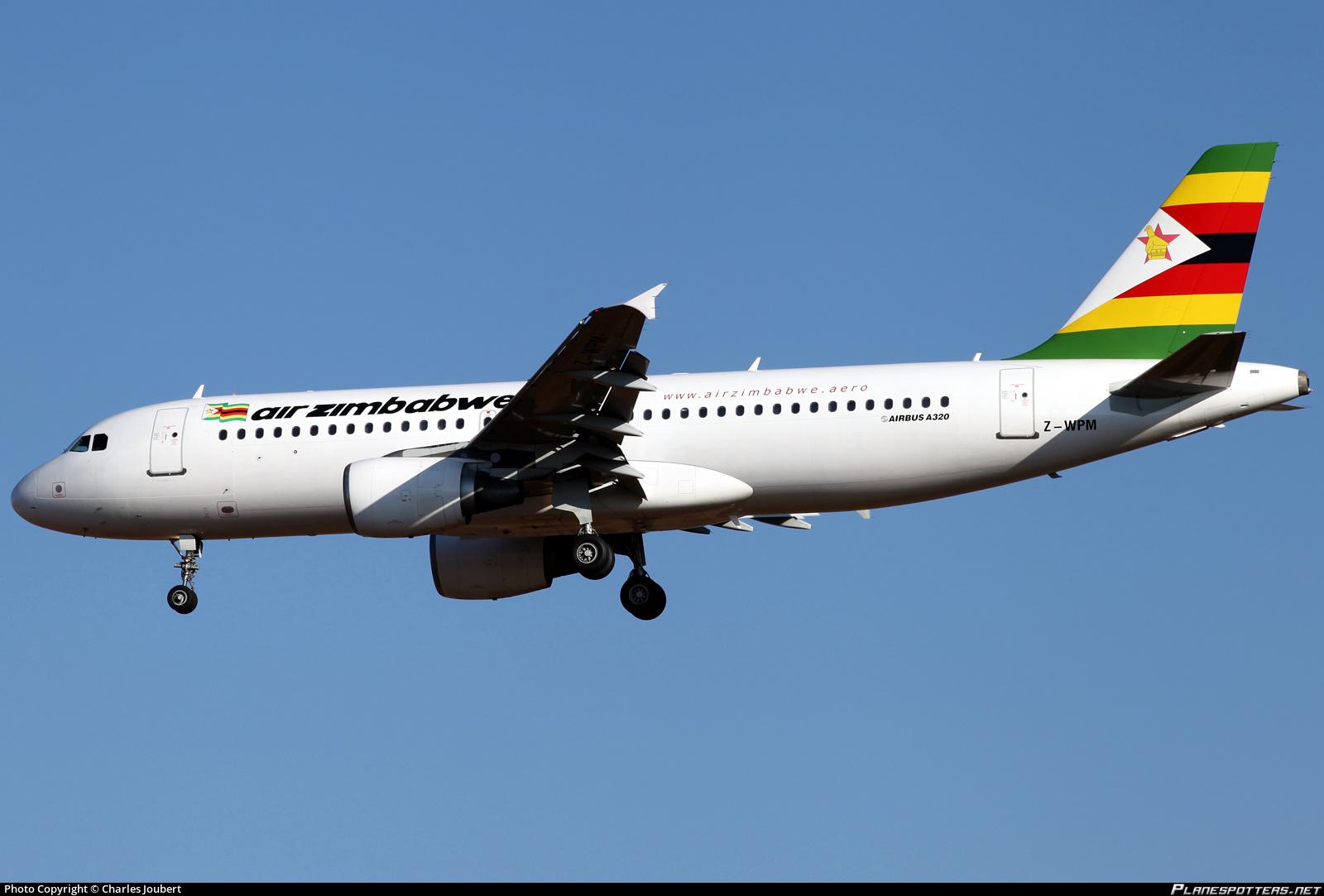 EUROPE : Air Zimbabwe interdit d'entrée dans l'espace aérien