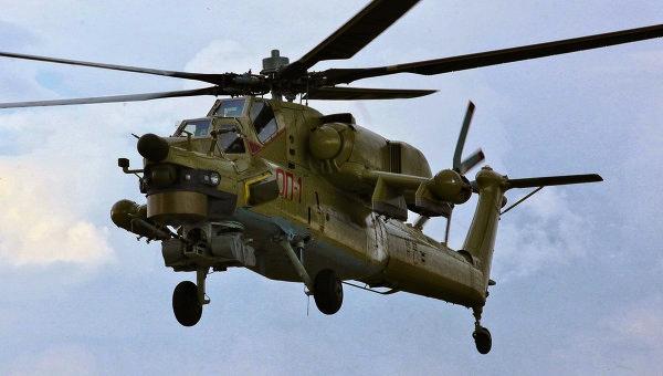 SECURITE : le Burkina Faso commande deux hélicoptères Mi-171Sh à la Russie