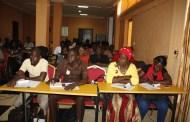 MILITANTISME SYNDICAL : des jeunes des syndicats de santé renforcent leurs capacités