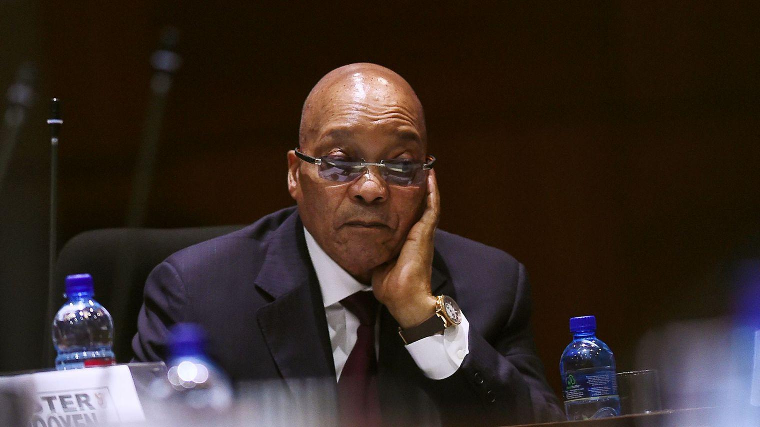 AFRIQUE DU SUD : la justice confirme que Zuma peut être poursuivi pour corruption