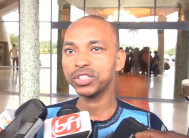 POLITIQUE : Tahirou Barry rejoint le groupe parlementaire UPC