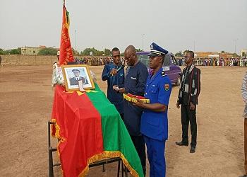 Assassiné du préfet d'Oursi  Patrice Kaboré : Il repose désormais au cimetière de Gounghin